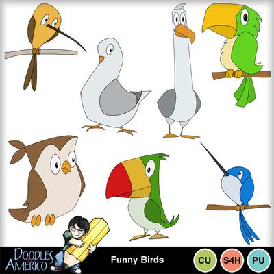 Funnybirds