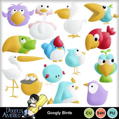 Googlybirds