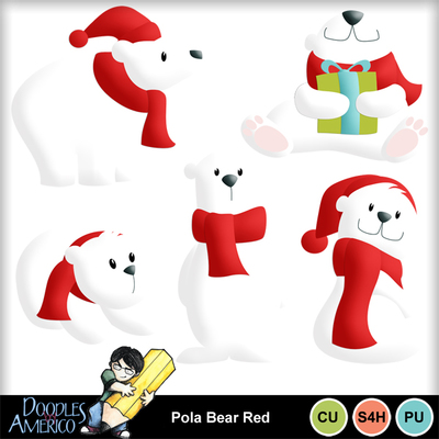 Polarbearred