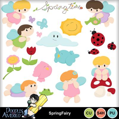 Springfairy