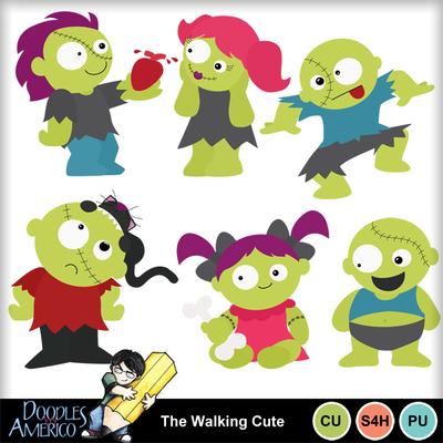 Thewalkingcute