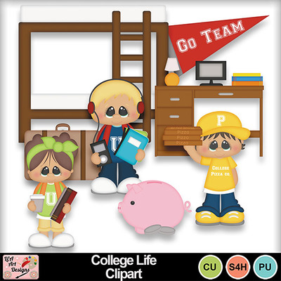 College_life_clipart_preview