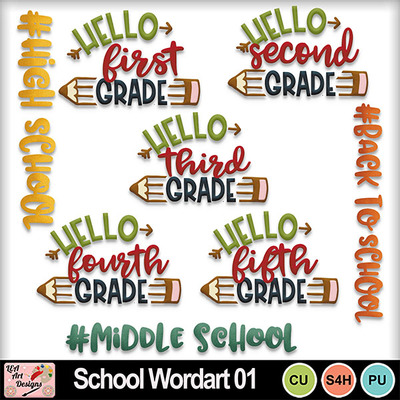 School_wordart_01_preview