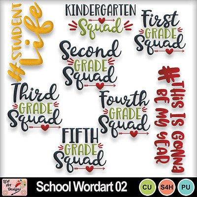 School_wordart_02_preview