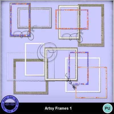 Artsyframes1