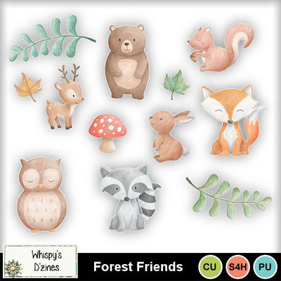 Wdcuforestfriendscapv