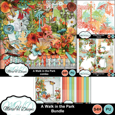 A_walk_in_the_park_bundle