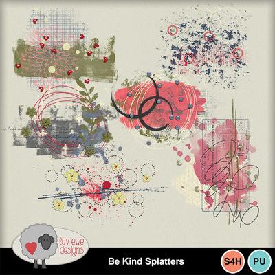 Bekindsplatters