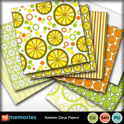 Summer_citrus_papers