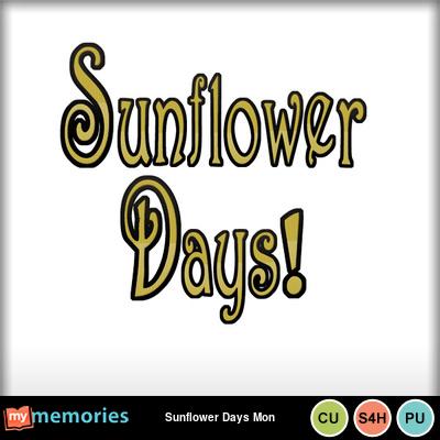 Sunflower_days_mon