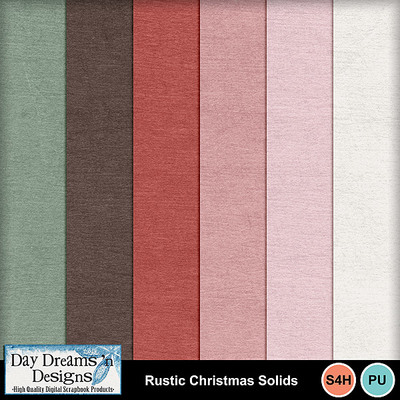 Rusticchristmassolids