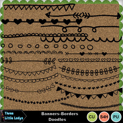Banners-borders_doodles-tll