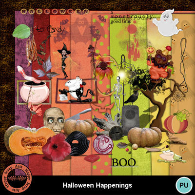 Halloweenhappeningspv