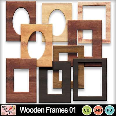 Wooden_frames_01_preview