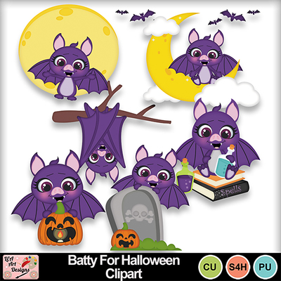 Batty_for_halloween_clipart_preview