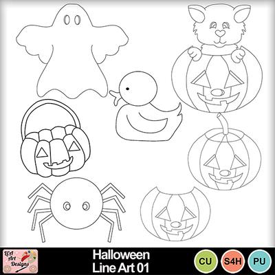 Halloween_line_art_01_preview