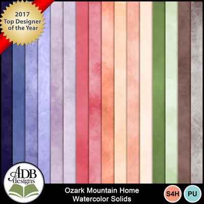 Ozarkmtnhome-cswatercolor