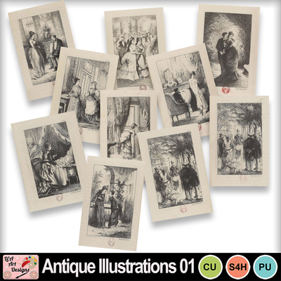 Antique_illustrations_01_preview