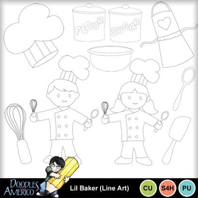 Lilbaker_lineart
