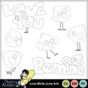 Lovebirds_lineart_small