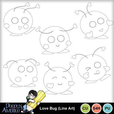 Lovebug_lineart