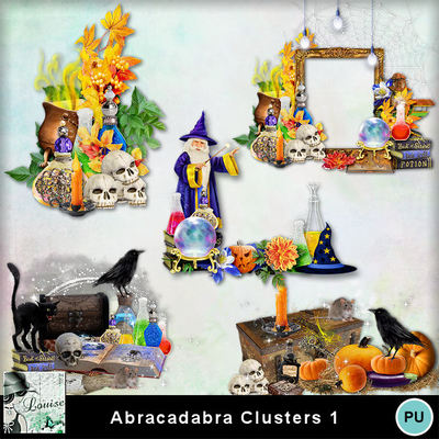 Louisel_abracadabra_clusters1_preview
