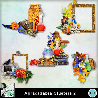 Louisel_abracadabra_clusters2_preview