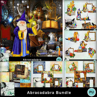 Louisel_abracadabra_pack_preview