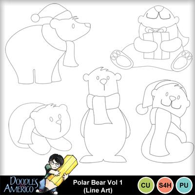 Polarbear1_lineart