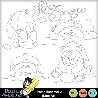 Polarbear2_lineart