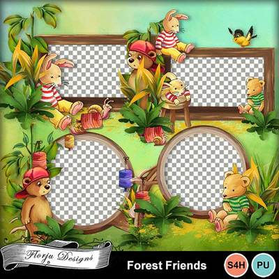 Pv_forestfriends_clusterpack2_florju