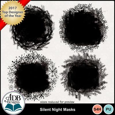 Silentnight_masks
