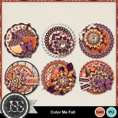 Color_me_fall_cluster_seals