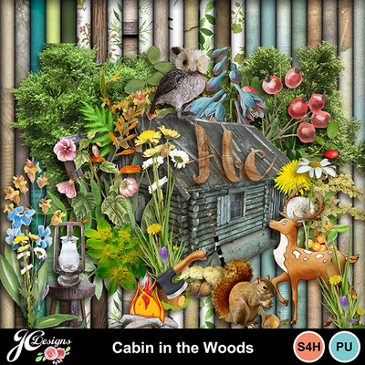 Cabin-in-the-woods-kit