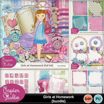 Girlshomework_bundle