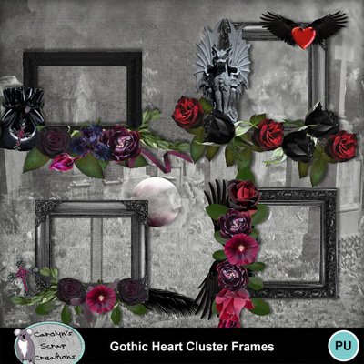 Csc_gothic_heart_wi_cluster_frames