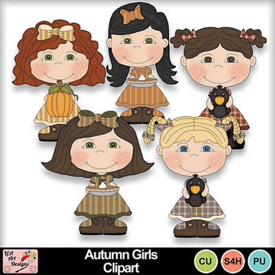 Autumn_girls_clipart_preview