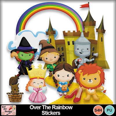 Over_the_rainbow_stickers_preview
