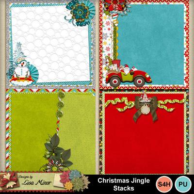 Christmasjinglestacks