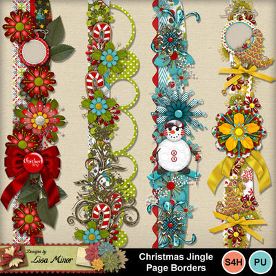 Christmasjingleborders
