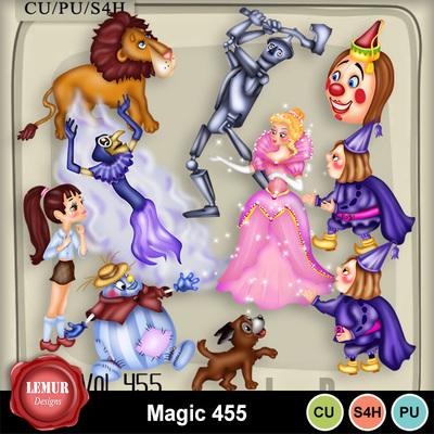 Magic455