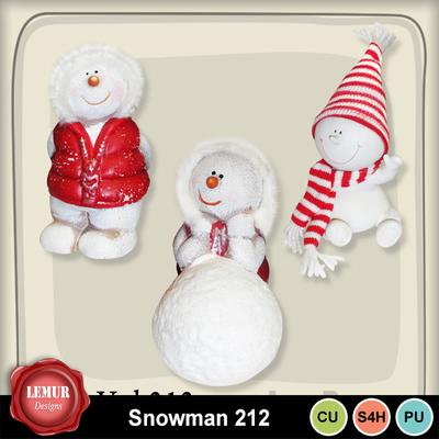 Snowman212