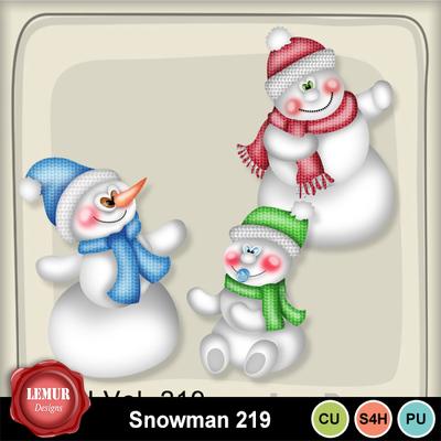 Snowman219