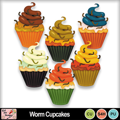 Worm_cupcakes_preview