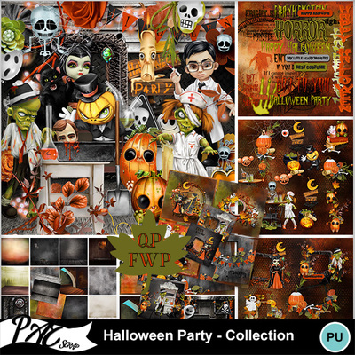 Patsscrap_halloween_party_pv_collection