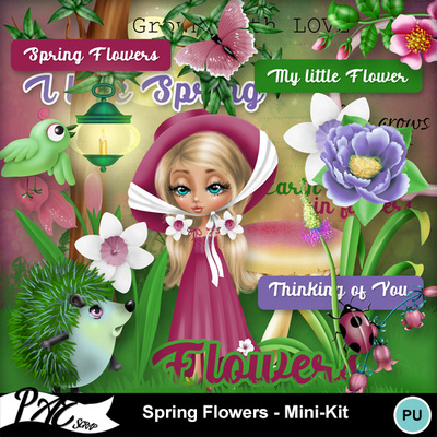 Patsscrap_spring_flowers_pv_mini_kit