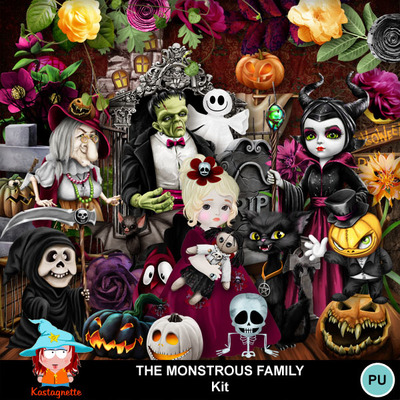 Kastagnette_themonstrousfamily_pv