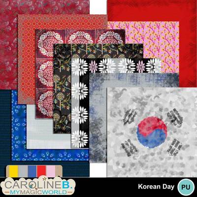 Korean-day-papers_1