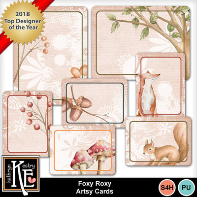 Foxyroxyartsycards01