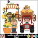 Hayrides_and_pumpkin_pie_clipart_preview_small